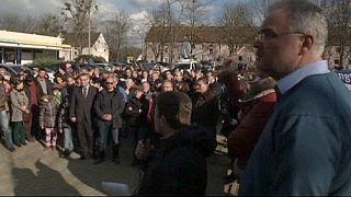 Alemanha: Incêndio criminoso destrói futuro abrigo para exilados