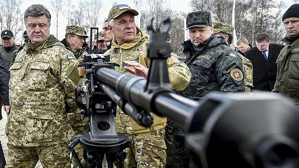 Порошенко: Украина готова дать отпор в случае агрессии
