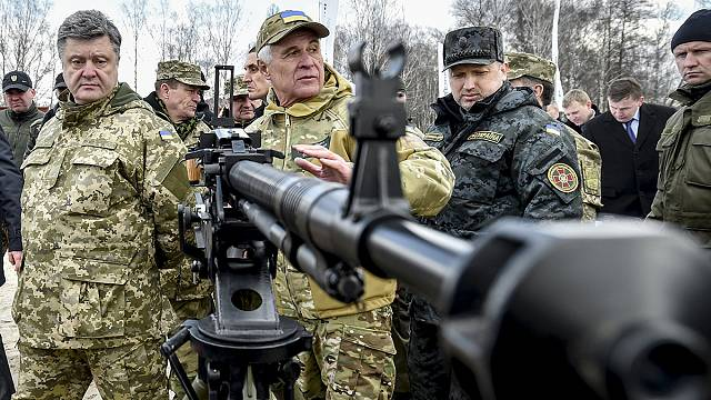 Waffenruhe und humanitäre Not in der Ostukraine