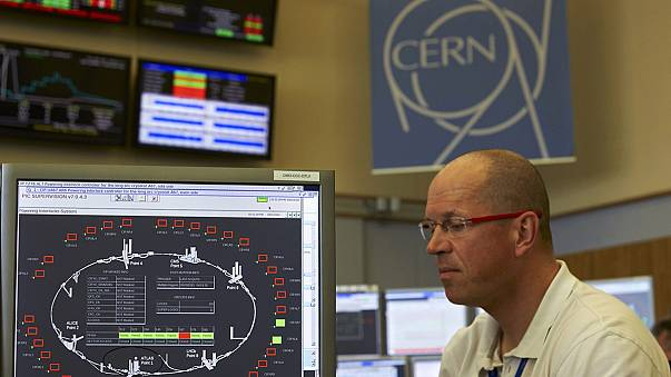 Revamped Large Hadron Collider restarts - on course to smash physics records
