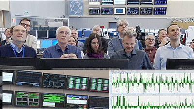 O maior acelerador de partículas do mundo volta a funcionar
