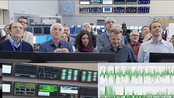 Scientists hail 'success' as Hadron Collider resumes search for dark universe