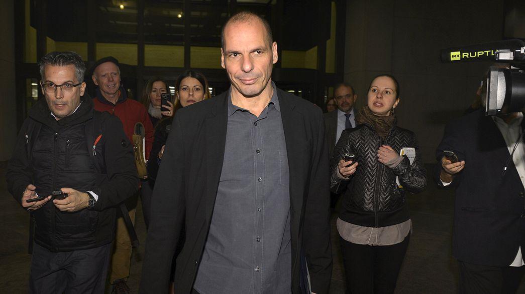 """Varoufakis: """"Griechenland zahlt alle Kredite zurück"""""""
