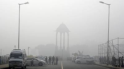 India launches air quality index amid soaring pollution levels
