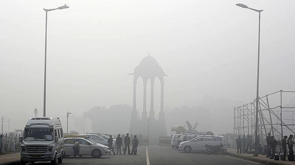 ¿Cuál es la calidad del aire que se respira en Nueva Delhi?
