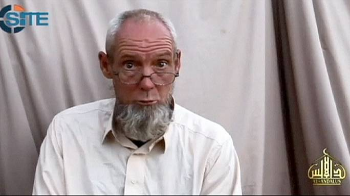 Dutchman Sjaak Rijke freed in Mali by French special forces