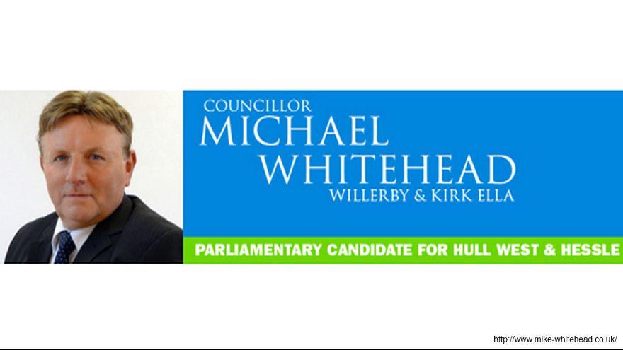Mike Whitehead abandona Conservadores e adere ao UKIP
