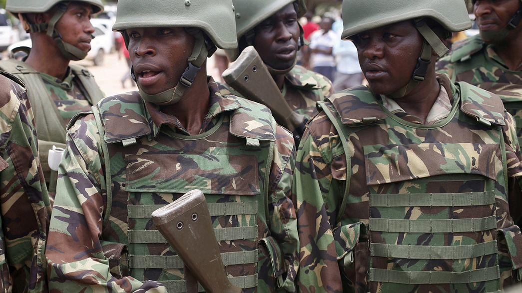Kenia bombardea bases de Al Shabab en Somalia