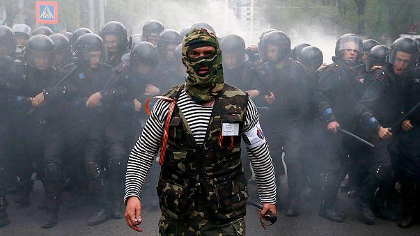 Um ano de guerra no Leste da Ucrânia