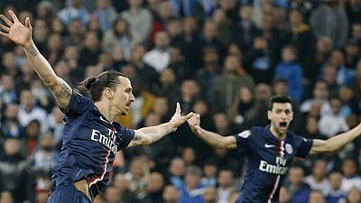 PSG and Bayern Munich make strides towards title