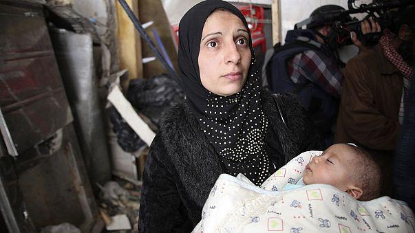 """Onu:""""la situazione nel campo di Yarmouk è al di là del disumano"""""""