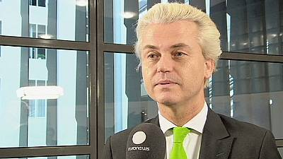 Anti-Islam group PEGIDA invites far-right figure Geert Wilders to rally