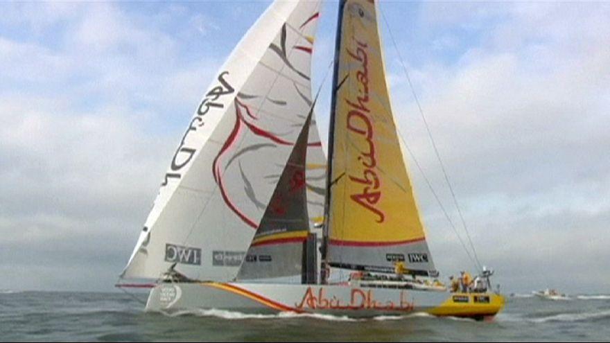 سباق فولفو للمحيطات: أبوظبي ريسينغ يوسع رصيده في الصدارة إلى 7 نقاط