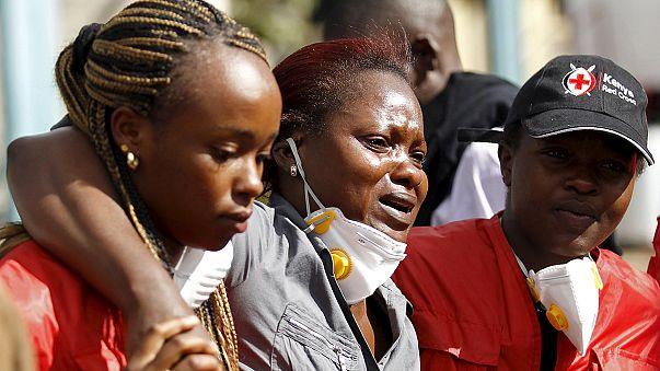 مشاعر الحزن تلف غاريسا الكينية
