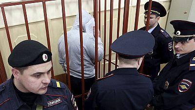 Los sospechosos de matar a Boris Nemtsov seguirán en la cárcel