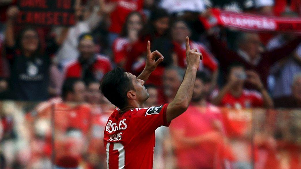 Liga Portuguesa, J27: Benfica e Porto seguem prego a fundo
