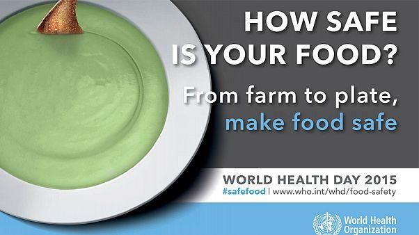 Παγκόσμια Ημέρα Υγείας  - #safefood