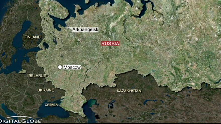 Incendie dans un sous-marin russe