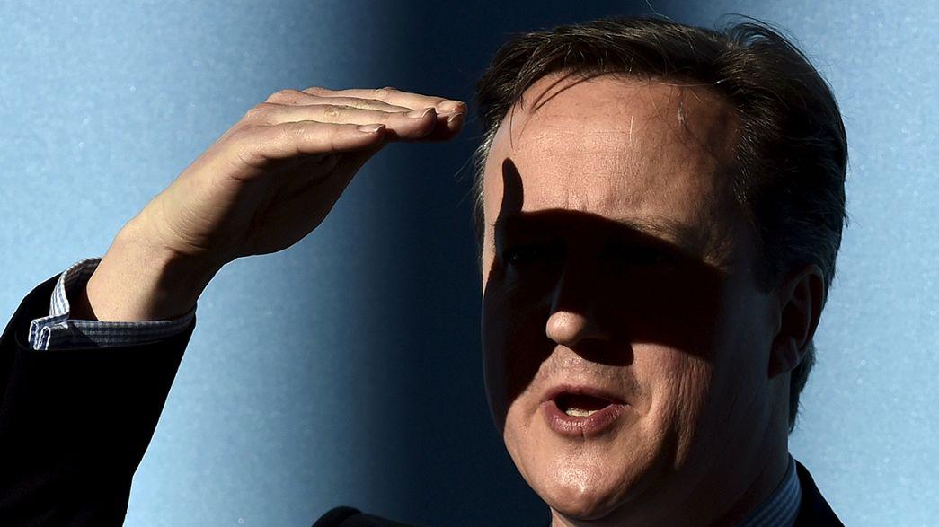 Wahlkampf in Großbritannien: Mehr als ein Duell Cameron - Miliband
