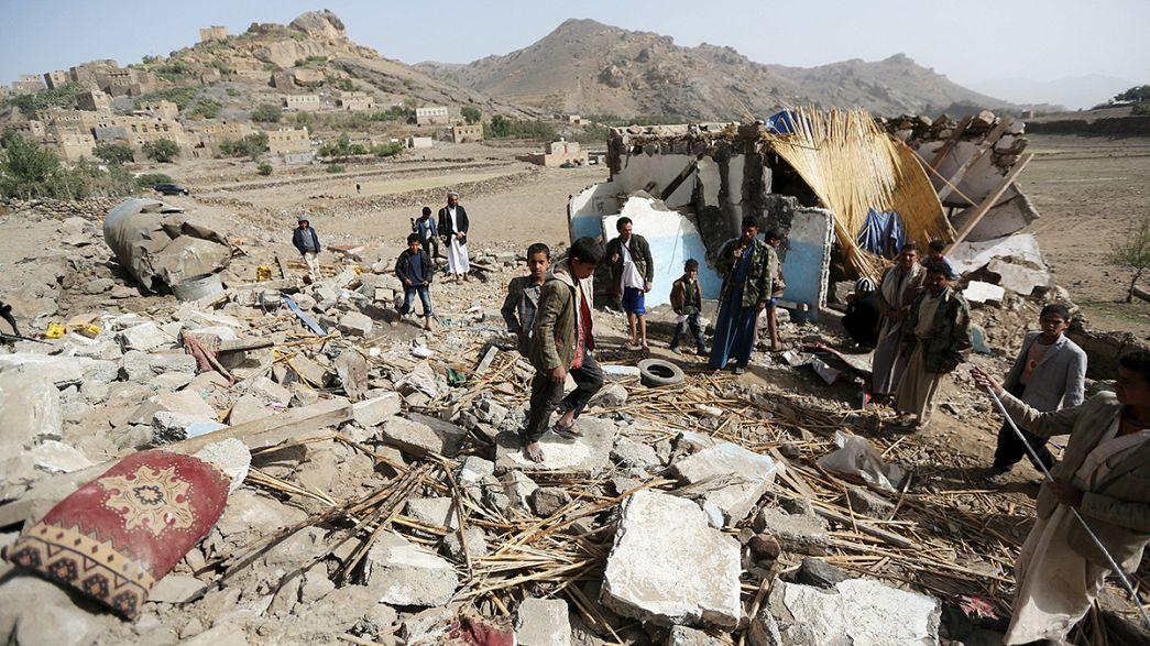 Arabia Saudí refuerza su frontera con el Yemen