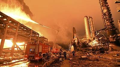 PX chemical fire reignites at Zhangzhou plant