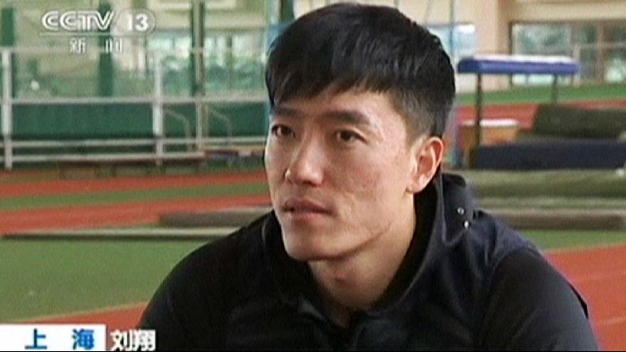 Se retira Liu Xiang, mejor atleta chino de todos los tiempos