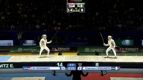Mondiali cadetti e giovani di scherma: argento per lo sciabolista Bonsanto