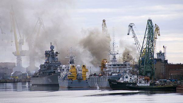 Ρωσία: Σβήστηκε η φωτιά σε πυρηνικό υποβρύχιο