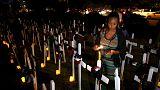تكريم لأرواح ضحايا غاريسا في نيروبي