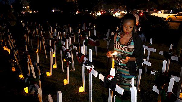 Gyász és harag Kenyában az egyetemi merénylet után