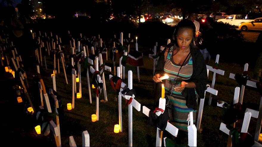 Quénia recorda com dor e revolta as vítimas do massacre de Garissa