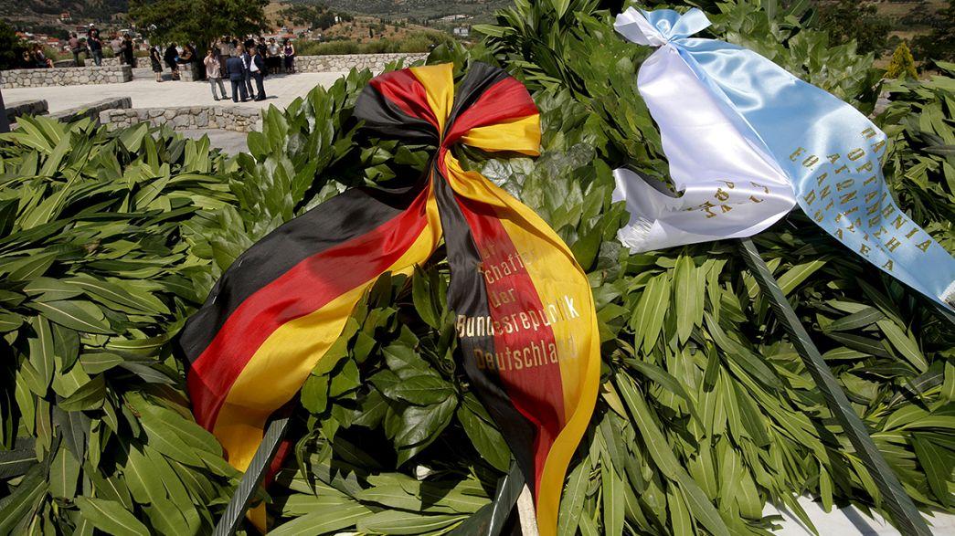 Scharfe Kritik an griechischen Reparationsforderungen