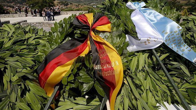 Németország nem tárgyal a görög jóvátételről