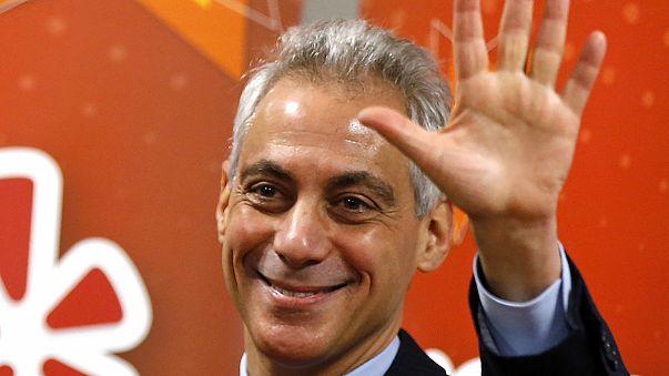 Rahm Emanuel 2. kez Chicago belediye başkanı seçildi