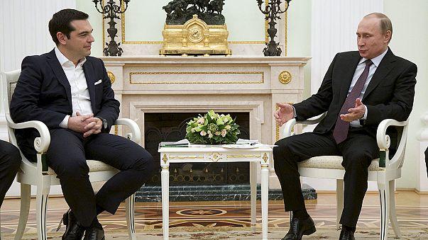 Gözler Putin-Çipras görüşmesinde