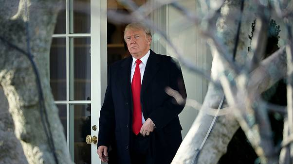Image: President Trump Departs The White House En Route To Visit Walter Ree