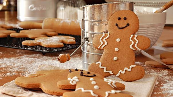 Image: 'Tis the season to be tempted by holiday treats