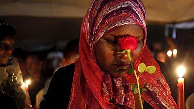 Praying for victims of Kenya's Garissa university attack