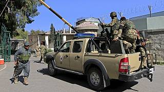 American and Afghan killed in deadly shoot-out
