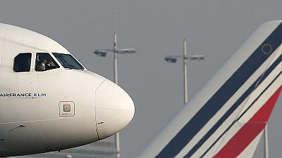 Air traffic control strike in France grounds flights