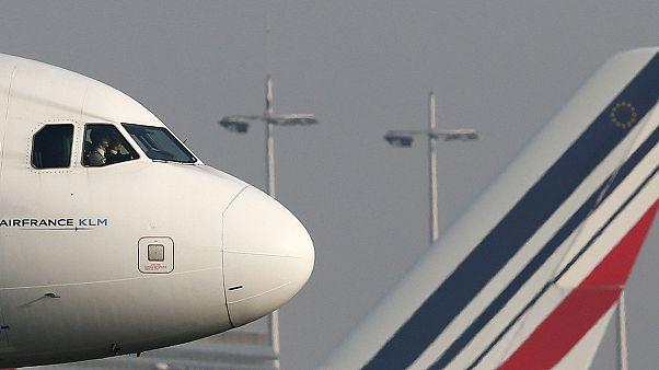 Fransa'da uçuşlar iptal!