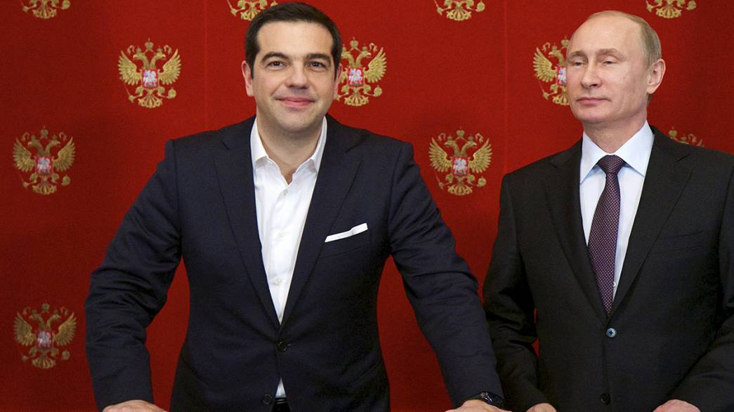 Russland und Griechenland: Zusammenarbeit, aber keine direkten Finanzhilfen