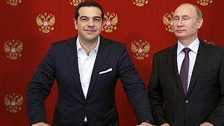 Ципрас: цель визита в Москву - дать новый старт отношениям с Россией