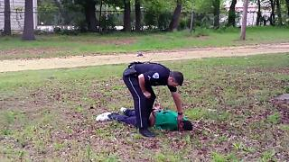 USA: Proteste nach neuem Fall von tödlicher Polizeigewalt gegen Schwarze