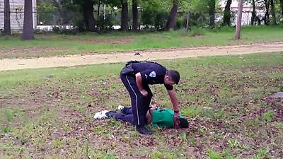 Civil rights protests in North Charleston following fatal shooting of Walter Scott