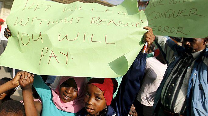 تعويضات لعائلات ضحايا الهجوم على جامعة غاريسا الكينية