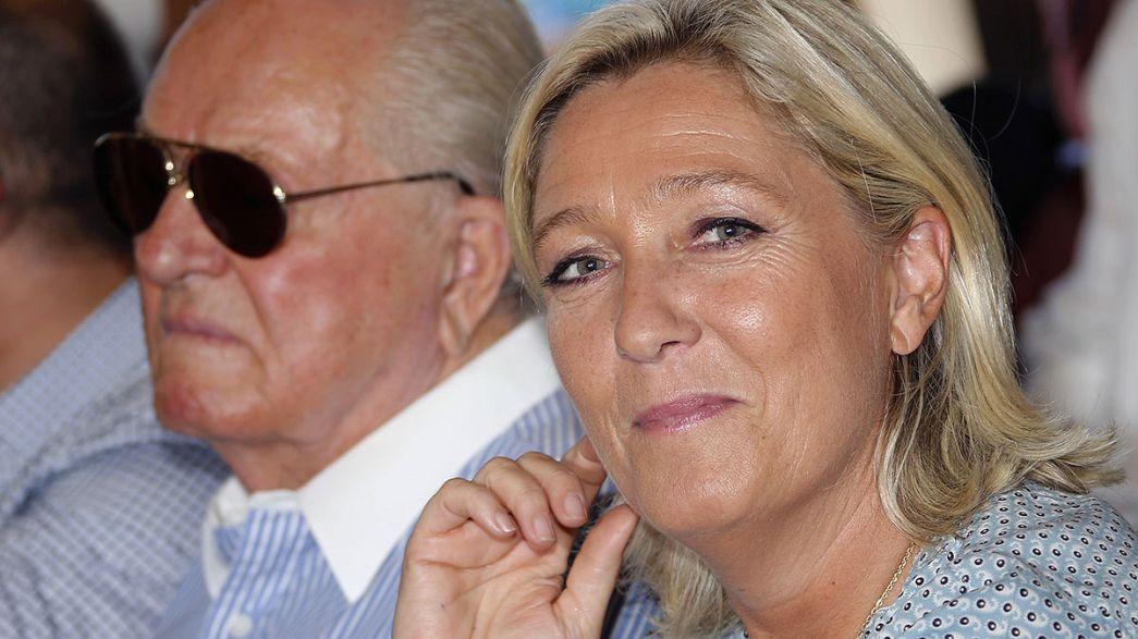 حزب الجبهة الوطنية الفرنسي  ..حرب  مفتوحة بين جيلين