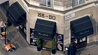 Jewels 'worth millions' stolen from London's diamond district