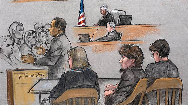Dzhokhar Tsarnaev is convicted Boston Marathon bomber