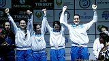 Italia, dominadora en el octavo día de los Mundiales de esgrima de Taskent